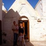 Family James in 2008