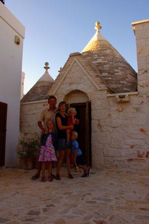 Villa rentals Puglia